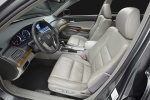 Picture of 2011 Honda Accord Sedan EX-L V6 Front Seats