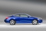 2011 Honda Accord Coupe EX-L V6 in Belize Blue Pearl - Static Right Side View