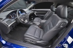 Picture of 2011 Honda Accord Coupe EX-L V6 Front Seats