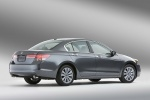 2011 Honda Accord Sedan EX-L V6 in Polished Metal Metallic - Static Rear Right Three-quarter View