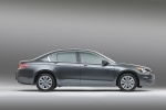 2011 Honda Accord Sedan EX-L V6 in Polished Metal Metallic - Static Right Side View