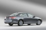 2012 Honda Accord Sedan EX-L V6 in Polished Metal Metallic - Static Rear Right Three-quarter View