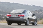 2014 Honda Accord Sedan Sport in Modern Steel Metallic - Static Rear Right View