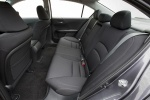 Picture of 2014 Honda Accord Sedan Sport Rear Seats