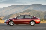Picture of 2014 Honda Accord Sedan EX-L V6 in Basque Red Pearl II