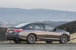 2014 Honda Accord Sedan Sport in Modern Steel Metallic - Static Rear Right Three-quarter View