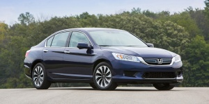 2014 Honda Accord Pictures