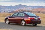 Picture of 2015 Honda Accord Sedan EX-L V6 in Basque Red Pearl II