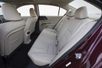Picture of 2015 Honda Accord Sedan EX-L V6 Rear Seats