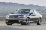 2015 Honda Accord Sedan Sport in Modern Steel Metallic - Static Front Left View