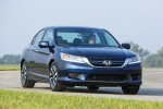 Picture of 2015 Honda Accord Hybrid Sedan Touring in Obsidian Blue Pearl