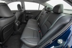 Picture of 2015 Honda Accord Hybrid Sedan Touring Rear Seats