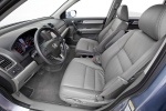 Picture of 2010 Honda CR-V EX-L Front Seats in Gray