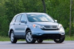 Picture of 2010 Honda CR-V EX-L in Glacier Blue Metallic