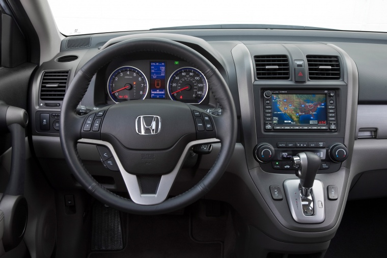 2011 Honda CR V EX L Cockpit Picture