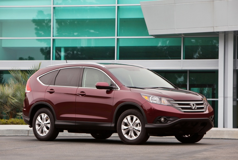 2012 honda cr v ex l awd in basque red pearl ii color. Black Bedroom Furniture Sets. Home Design Ideas