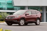 Picture of 2013 Honda CR-V EX-L AWD in Basque Red Pearl II