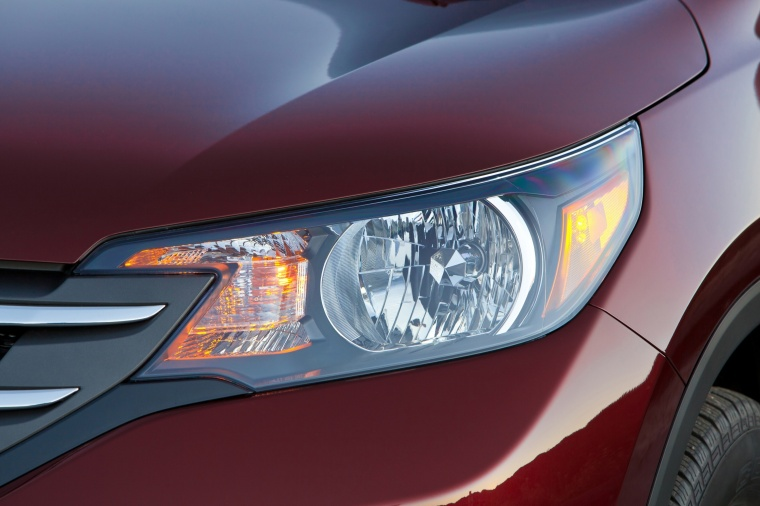 Picture of a 2014 Honda CR-V EX-L AWD's Headlight