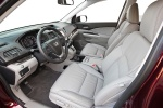 Picture of a 2014 Honda CR-V EX-L AWD's Front Seats in Beige