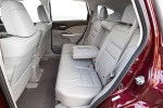 Picture of a 2014 Honda CR-V EX-L AWD's Rear Seats in Beige