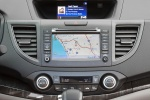 Picture of a 2014 Honda CR-V EX-L AWD's Center Stack in Beige