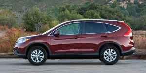 2014 Honda CR-V Pictures