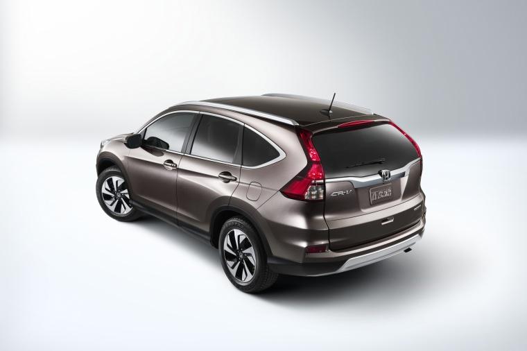 2015 Honda CR-V Touring Picture