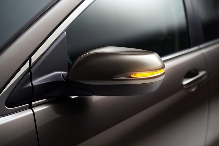2016 Honda CR-V Touring Door Mirror Picture