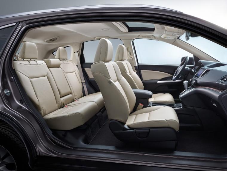 2016 Honda CR-V Touring Interior Picture