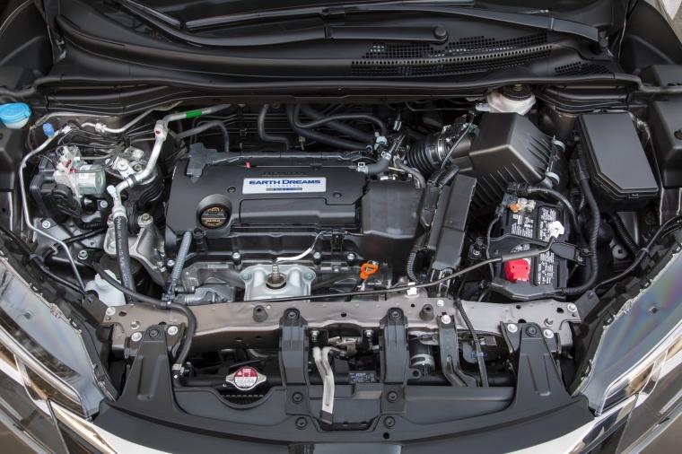 2016 Honda CR-V Touring 2.4-liter 4-cylinder Engine Picture