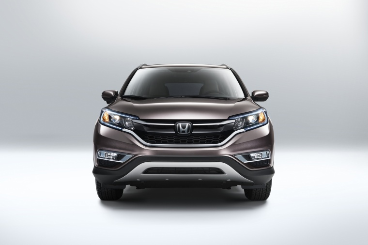 2016 Honda CR-V Touring Picture