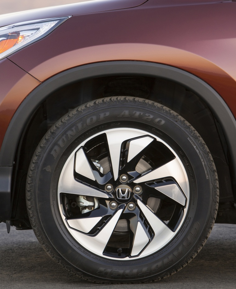 2016 Honda CR-V Touring AWD Rim - Picture