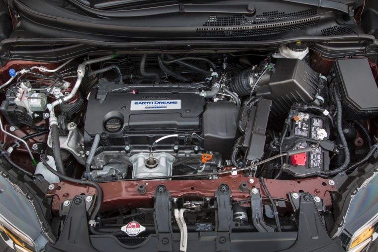 2016 Honda CR-V Touring AWD 2.4L Inline-4 Engine Picture