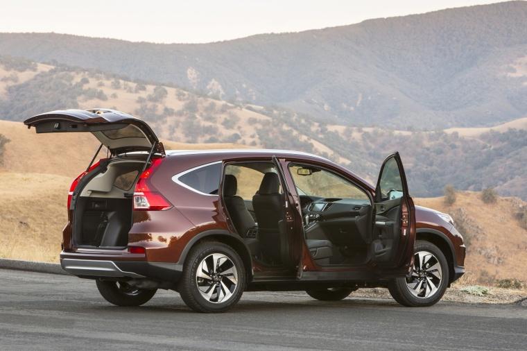 2016 Honda CR-V Touring AWD Interior Picture