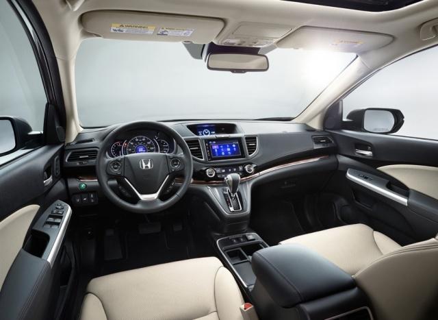 2016 Honda  CR-V Picture