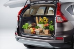 Picture of a 2016 Honda CR-V Touring's Trunk