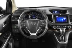 Picture of a 2016 Honda CR-V Touring's Cockpit