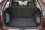 Picture of a 2016 Honda CR-V Touring AWD's Trunk in Black