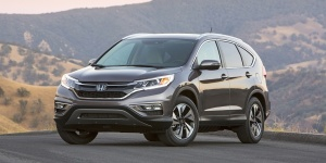 Research the 2016 Honda CR-V
