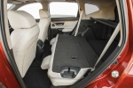 Picture of a 2017 Honda CR-V Touring AWD's Rear Seats Folded