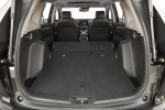Picture of a 2017 Honda CR-V Touring AWD's Trunk with Rear Seats Folded