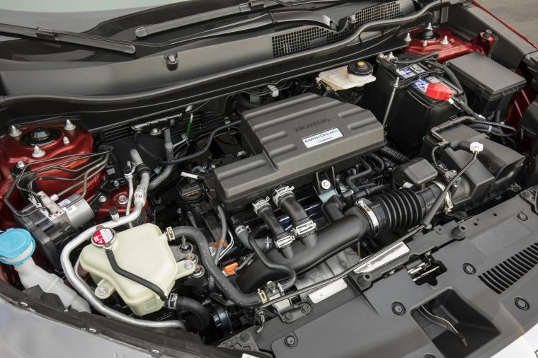 2018 Honda CR-V Touring AWD 1.5-liter turbocharged 4-cylinder Engine Picture