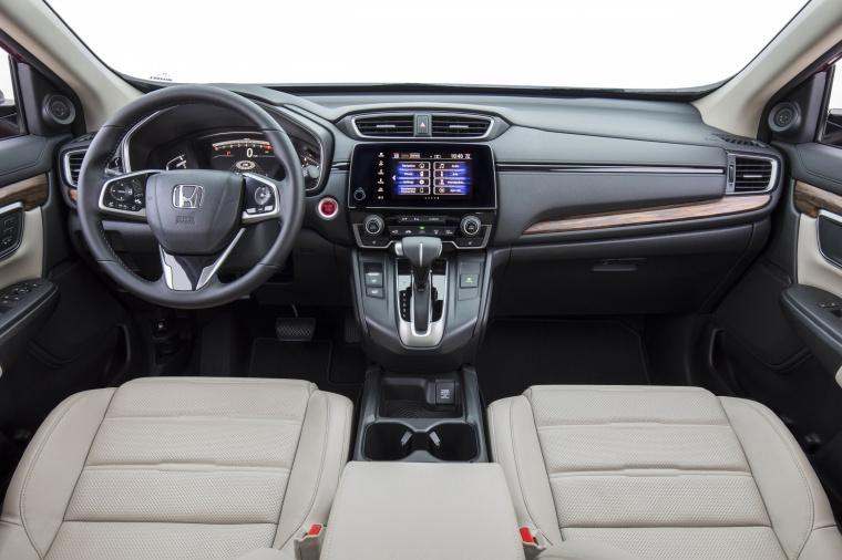 2018 Honda CR-V Touring AWD Cockpit Picture