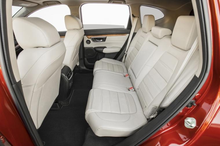 2018 Honda CR-V Touring AWD Rear Seats Picture