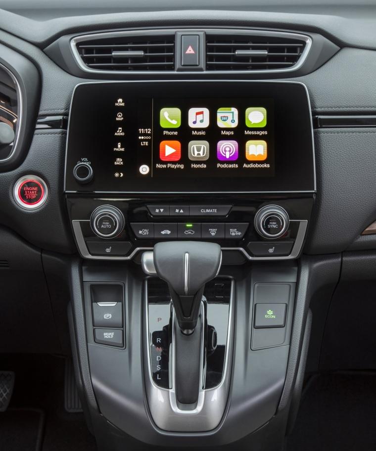 2018 Honda CR-V Touring AWD Center Stack Picture