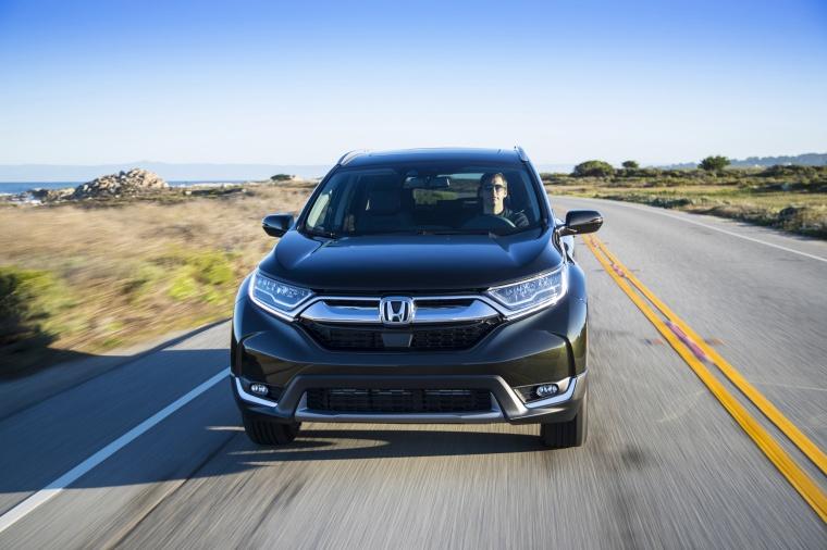 2018 Honda CR-V Touring AWD Picture