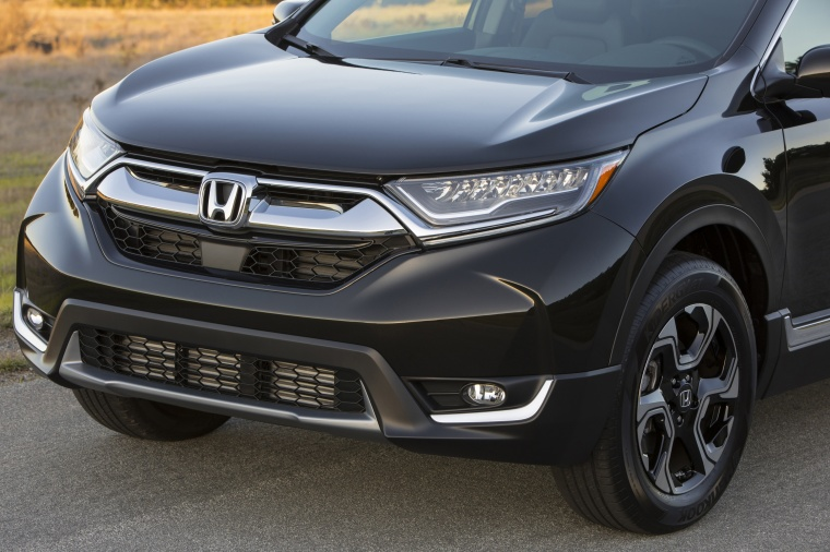 2018 Honda CR-V Touring AWD Front Fascia Picture