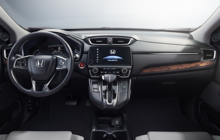 2018 Honda CR-V Touring AWD Cockpit Picture