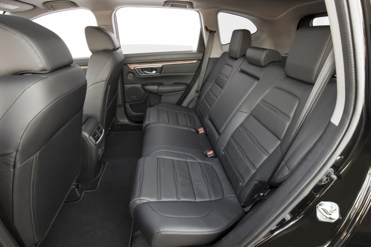 2018 Honda CR-V Touring AWD Rear Seats Picture