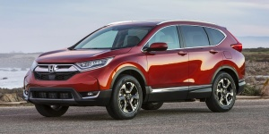 2018 Honda CR-V Pictures